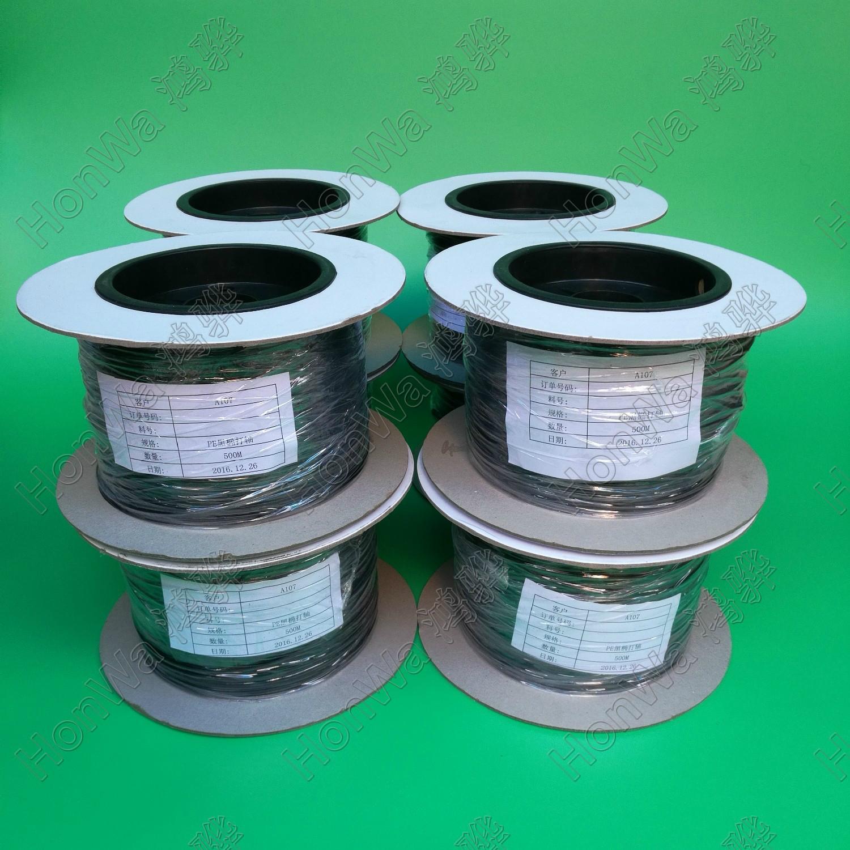 供應環保材質鐵芯扎帶 1