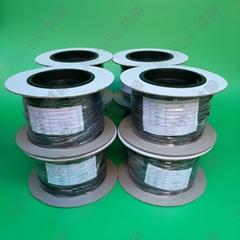供應環保材質鐵芯扎帶