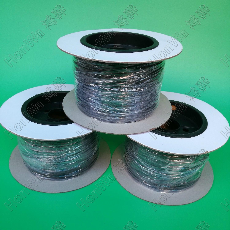 供應環保材質鐵芯扎帶 4