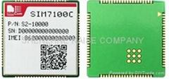 FDD-LTE module--SIM7100C