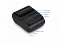POS-5802 Bluetooth Thermal Receipt Printer 58mm USB POS Ticket  Printer