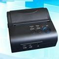 POS-8001 80mm Bluetooth 4.0 thermal printer portable USB bill printer 7