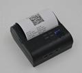 POS-8001 80mm Bluetooth 4.0 thermal printer portable USB bill printer 11