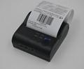 POS-8001 80mm Bluetooth 4.0 thermal printer portable USB bill printer 12