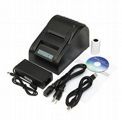 POS-5890T 58mm usb port thermal receipt printer mini receipt printer pos printer