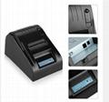 POS-5890T 58mm usb port thermal receipt printer mini receipt printer pos printer