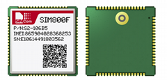 Quad-band GSM/GPRS--SIM800f