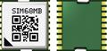 GPS/BEIDOU--SIM68MB