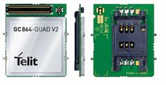 Telit gprs module--GC864-QUAD V2