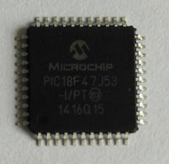 PIC18F47J53-I/PT