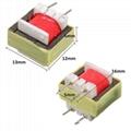 EI14 Audio Transformer 1300 : 8 Ohm POS Audio Transformateur Transformador