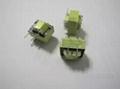 Transformer 1300:16 audio EI14 transformer, VOIP telephone transformer