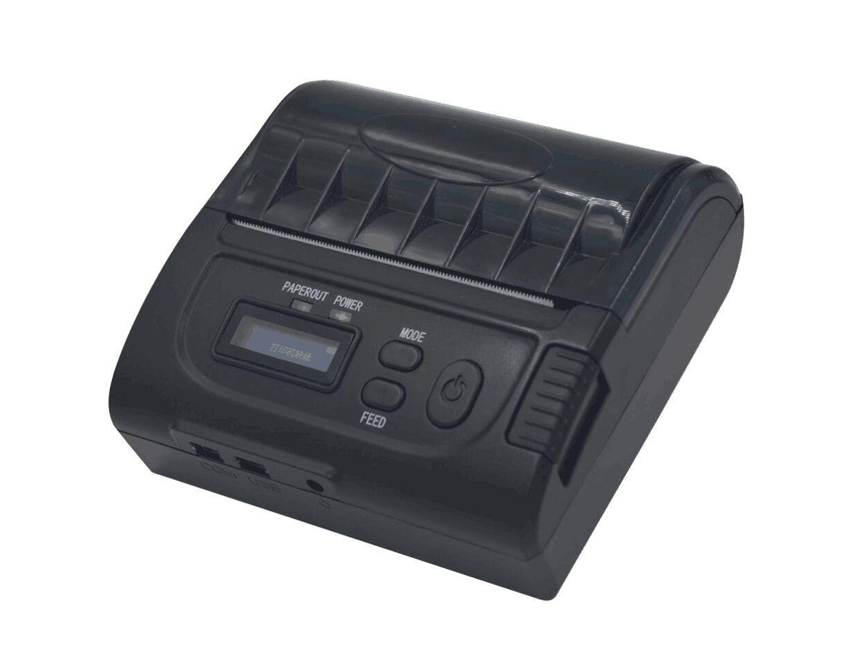 POS-8002 80mm Bluetooth 4.0 thermal printer portable USB bill printer 3