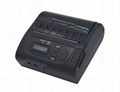 POS-8002 80mm Bluetooth 4.0 thermal printer portable USB bill printer