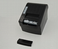 Thermal pos receipt printer 80mm 8220 Serial/USB/Ethernet port with cutter