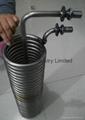 Titanium Cooling Coil