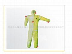 杜邦防尘防化防护服