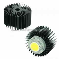 XSA-39 Xicato XSM LED heat sink,XSA-39-M3-B-N