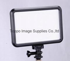 thin LED photo video light 12W