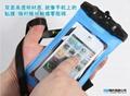 手機防水袋潛水套大三星note手機防水袋小米手機觸屏防水袋6寸 3