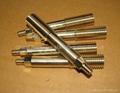 Brass valve stem