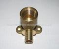 Brass hose barb 2