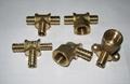 Brass hose barb 4