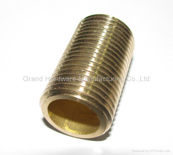 Brass hose connector 3