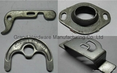 steel stamped parts