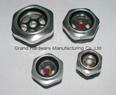 鋁油液位視鏡