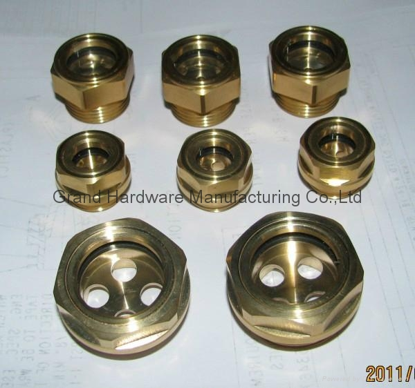Male thread sight glass any size grand china