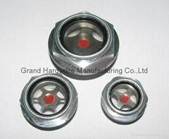 空压机铝制油液视镜油镜