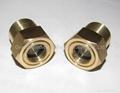空壓機鋁制油液視鏡油鏡M20x1.5 7