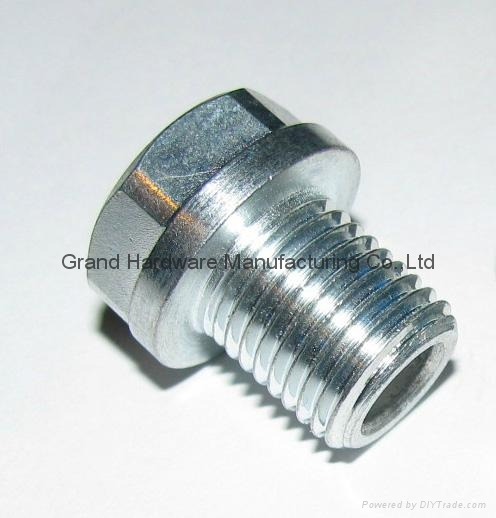 hydraulic hexagon steel plugs 1