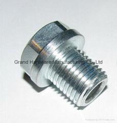 hydraulic hexagon steel plugs