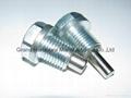 Magnetic Steel oil Plugs