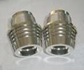 Precision Turned Aluminum parts