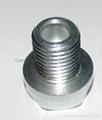 Hexagon Steel oil drain plugs 3