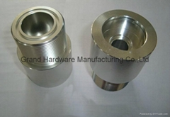 CNC Aluminum Turned Parts
