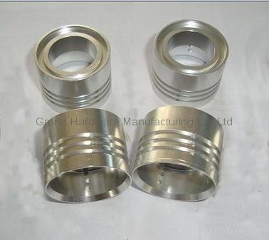 Precision Machining Aluminum Parts 2
