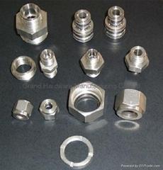Precision steel Parts