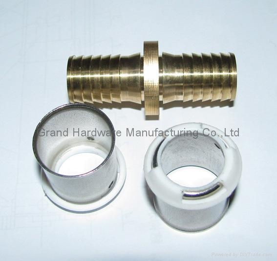 Brass Hose fittings,hose connector 1
