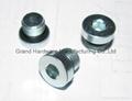Gearboxes aluminum drain plugs 3