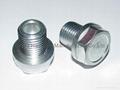 Gearboxes aluminum drain plugs 5