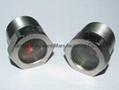"GM-BN12 美製NPT1/2""泵用銅油鏡視鏡油位鏡 3"