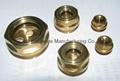 BSP Brass oil sight glass