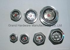 M22x1.5 空压机铝油镜