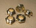 易泽黄铜精密配件定制 2