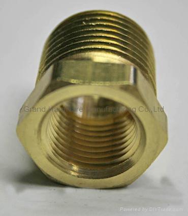 易泽黄铜精密配件定制 3
