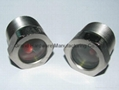 NPT Fused Sight windows steel nickel plated